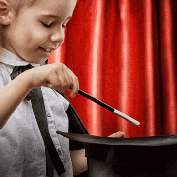 Why You Don't Want to Put on Your Own Birthday Party Magic Show